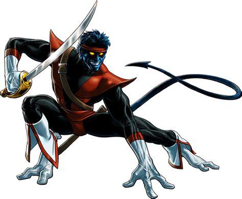 nightcrawler marvel wagner comics kurt alliance swashbuckler excalibur avengers superhero character powers sword weapons pirate characters dc wiki comic wikia
