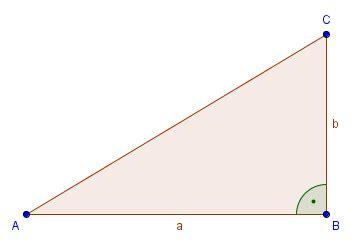 dreieck fläche berechnen flächenberechnung rechtwinkeliges dreieck