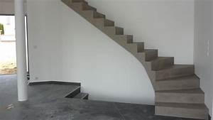 escalier beton interieur design dootdadoocom idees de With escalier beton interieur design