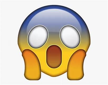 Emoji Shocked Clipart Transparent Clipartkey