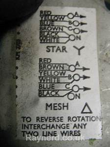 Brook Crompton Parkinson Motors Wiring Diagrams