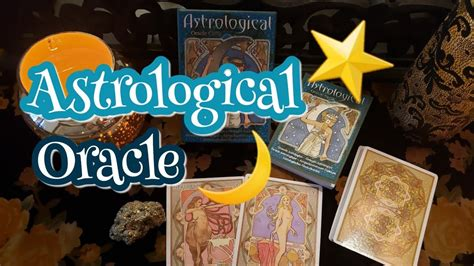 Maybe you would like to learn more about one of these? 🌙⭐ Astrological Oracle Cards ⭐ 🌙    Deck Review - YouTube