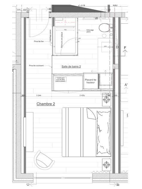 amenagement chambre avec dressing et salle de bain agencement intérieur annecy haute savoie design d 39 azur