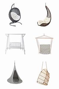 Fauteuil Suspendu Sur Pied : des fauteuils suspendus pour le jardin shake my blog ~ Melissatoandfro.com Idées de Décoration