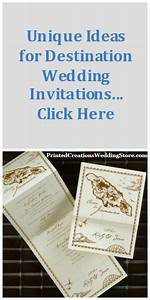 click here to find unique ideas for destination wedding With unique wedding invitations for destination weddings