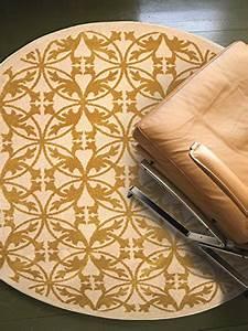 Benuta Teppich Rund : benuta teppiche teppich rund kaleido gelb 200 cm rund schadstofffrei 100 polypropylen ~ Indierocktalk.com Haus und Dekorationen