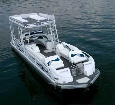 Pontoon With Wakeboard Tower For Sale by Research 2012 Jc Pontoon Boats Tritoon 306 Ob On