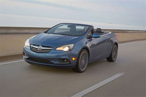 2019 Buick Cascada Pricing, Features, Ratings And Reviews