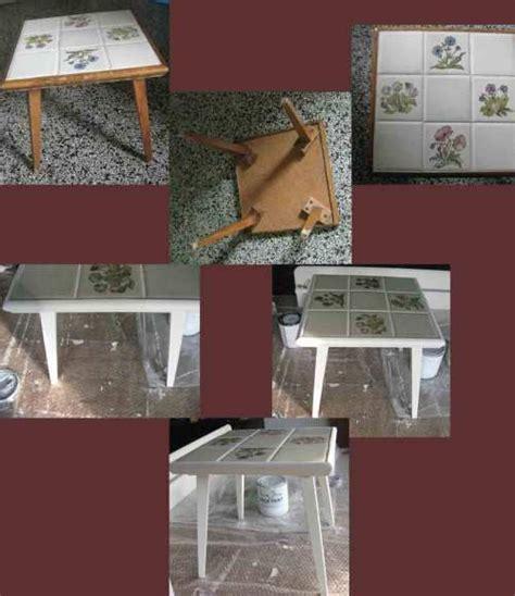 Fliesentisch Aufpeppen by Tisch Neu Gestalten Wohn Design