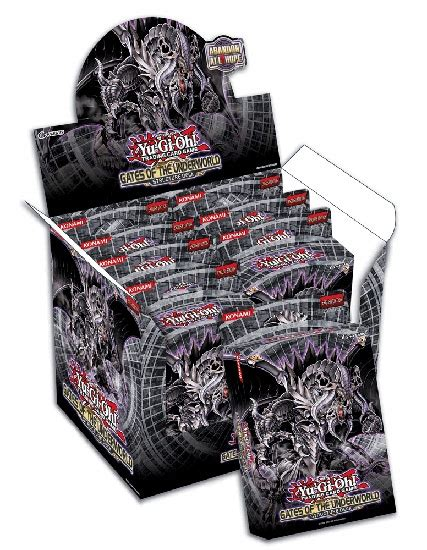 Gates Of The Underworld Structure Deck by Konami Yu Gi Oh Gates Of The Underworld Structure Deck Box