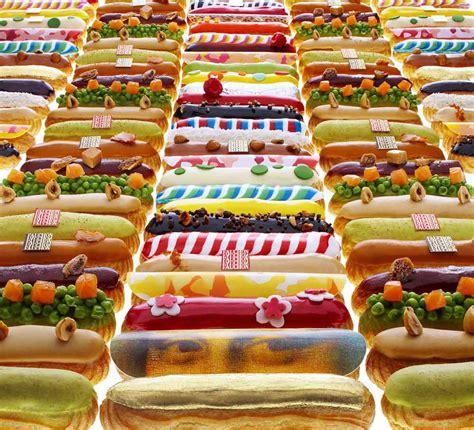 fauchon blending food and art carpe diem club