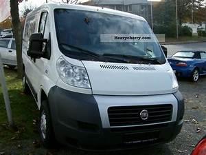Fiat Ducato Dimensions Exterieures : fiat ducato van 28 l1h1 100mj 2011 other vans trucks up to 7 photo and specs ~ Medecine-chirurgie-esthetiques.com Avis de Voitures