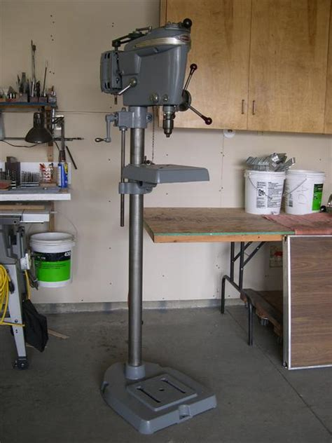 craftsman floor mount drill press the gallery for gt craftsman drill press