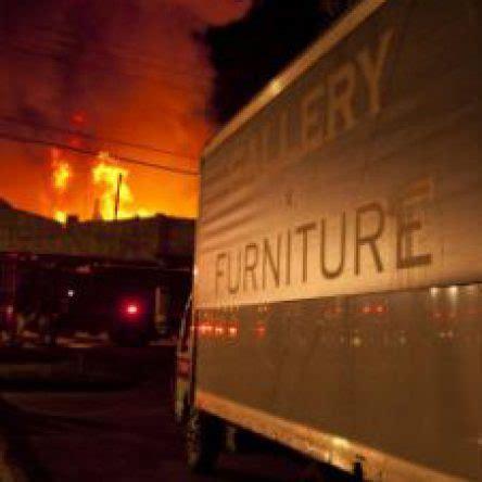 gallery furniture arson fire
