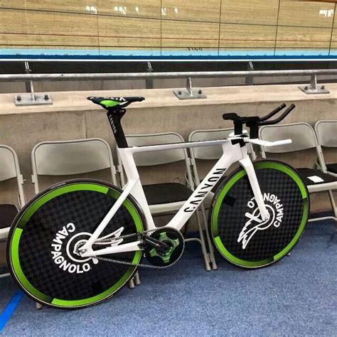 Alex Dowsett Hour Record Attempt Bike Ciclismo