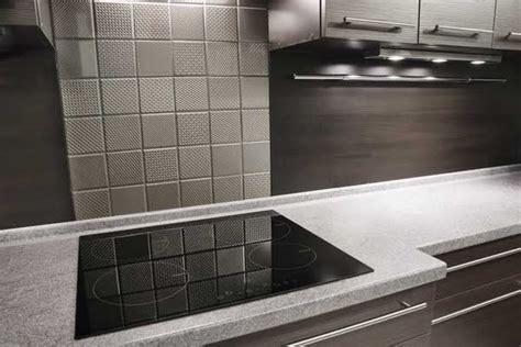 wall panels for kitchen backsplash luxury kitchen with small square stainless steel