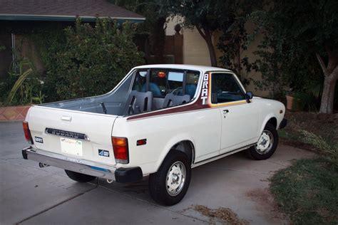 subaru brat  classic cars