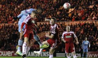 Middlesbrough 0 West Ham 2: Frederic Piquionne and Carlton ...
