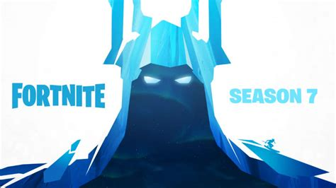 Fortnite Season 7 Teaser Suggests Snow Theme; Start Date Set