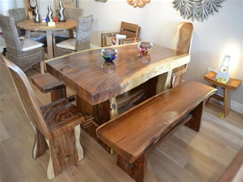 all wood dining table solid wood dining furniture ward log homes