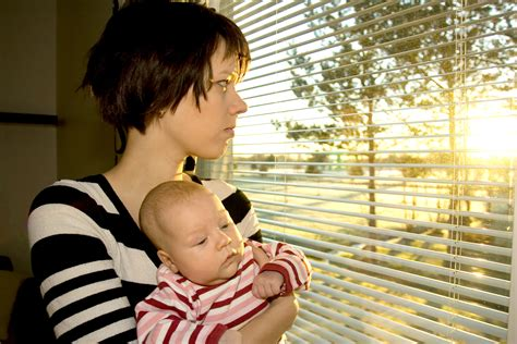 Spotting Mothers At Risk For Postnatal Depression