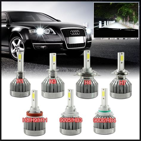 h13 led headlight bulbs reviews shopping h13 led