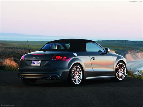 Audi Tts Coupe Wallpaper by Audi Tts Coupe And Roadster 2009 Car Wallpaper 03