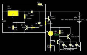 Fully Automatic Emergency Night Light