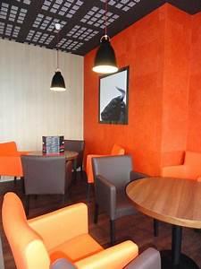 Architecte La Roche Sur Yon : caf s restauration caf s restaurants la roche sur yon architecte interieur brisson ~ Nature-et-papiers.com Idées de Décoration