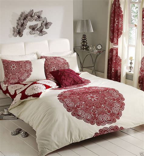 bedding sets with matching curtains small patio ideas on a
