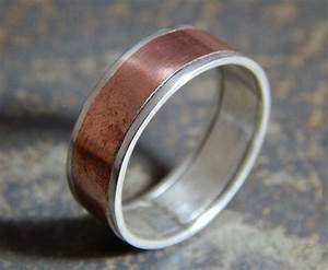 Best 25 Copper Wedding Band Ideas On Pinterest Wedding