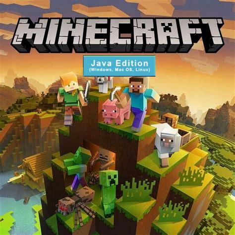 Minecraft Java Edition Pc Mac Os Linux