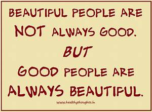 Good People Quotes. QuotesGram