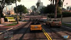 GTA V PC Gameplay (All Maxed Out) Max settings - YouTube