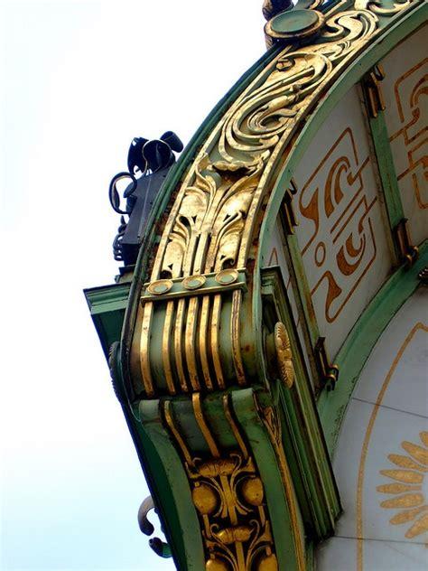 The Nouveau Of Otto Wagner Architecture Nouveau Otto Wagner Pavillon Vienna