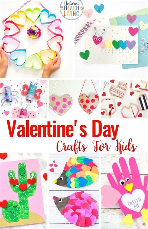 26 crafts for preschoolers living 153 | Valentines Day Crafts For Kids 2