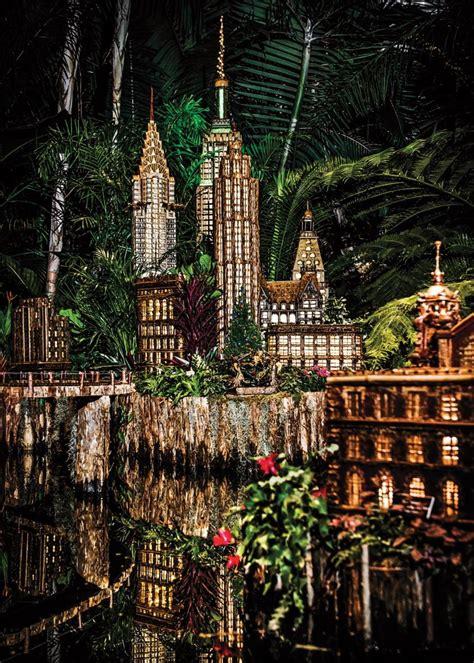 new york botanical gardens show new york botanical garden show archpaper