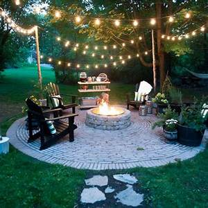 backyard fire pit ideas and designs for your yard deck or With tips on designing outdoor fire pits