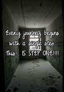 Every journey begins with a single step. This... IS STEP ...