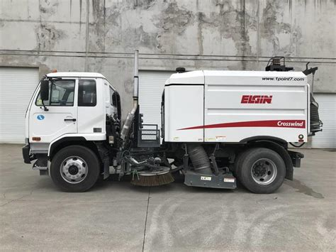 Shop from an exclusive collection of sturdy elgin sweeper and enjoy lucrative offers. 2010 Elgin Crosswind Street Sweeper for sale 1912 | One.7