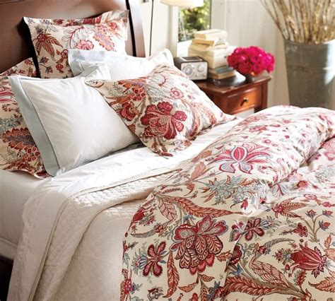Pottery Barn Bedding Sets by Deirdre Duvet Cover And Sham Traditional Duvet Covers