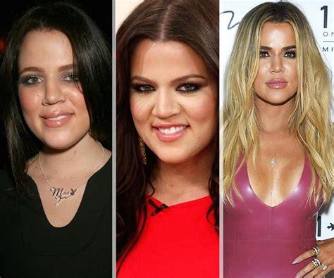 Khloe Kardashian's body transformation | Woman's Day