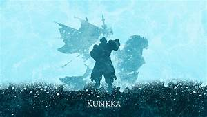 Kunkka Dota 2 Minimalist Wallpapers HD Download Desktop