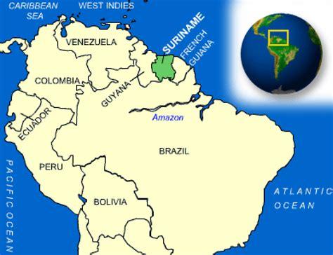 Suriname Facts, Culture, Recipes, Language, Government ...