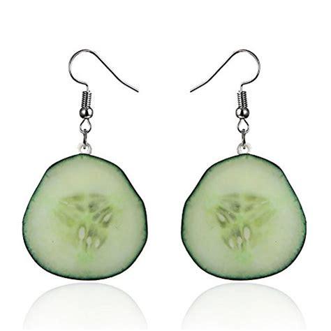 funny earrings  women   unique