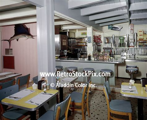 Soriano's coffee shop & restaurant address, soriano's coffee shop & restaurant location. Ocean Park Motel, Ocean City, Maryland. Coffee Shop | RetroStockPix.com