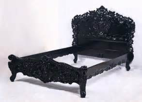 victorian gothic style bed frame gothic pinterest