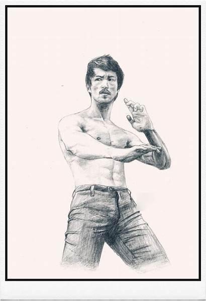 Bruce Lee Uploaded User Collage