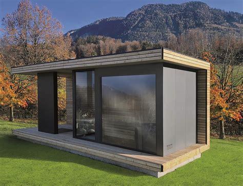sauna garten moderne au 223 ensauna f 252 r den ihren garten sopra ag