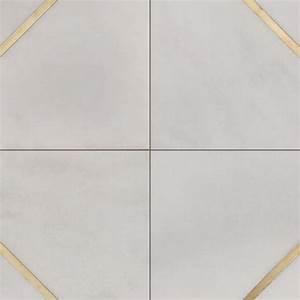 Geometric pattern white marble floor tile texture seamless ...